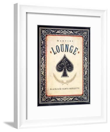 Lounge Spade-Angela Staehling-Framed Art Print