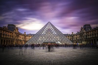 Louvre I-Giuseppe Torre-Photographic Print
