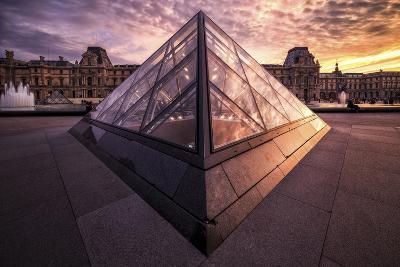 Louvre II-Giuseppe Torre-Photographic Print