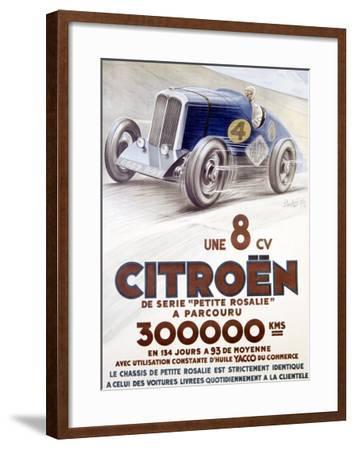 Citroen, Une 8 CV