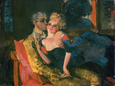 Love, 1910-Konstantin Andreevic Somov-Giclee Print