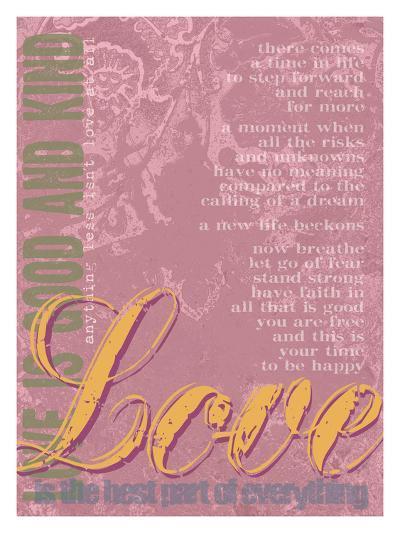 Love 2-Lisa Weedn-Giclee Print