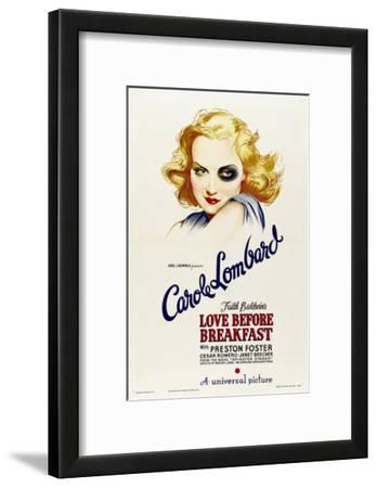 Love before Breakfast, Carole Lombard, 1936