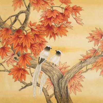 Love Birds I--Art Print