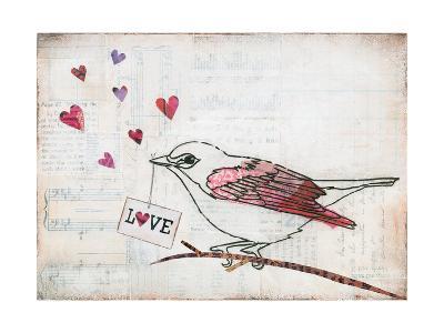 Love Birds II Love-Courtney Prahl-Art Print