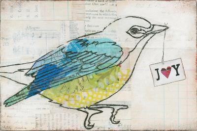 Love Birds III Joy-Courtney Prahl-Art Print