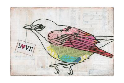 Love Birds IV Love-Courtney Prahl-Art Print