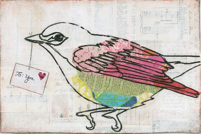 Love Birds IV-Courtney Prahl-Art Print