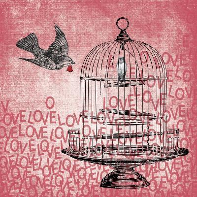 Love Birds-Erin Clark-Giclee Print