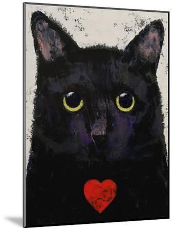 Love Cat-Michael Creese-Mounted Art Print