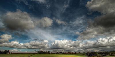 Love Clouds-Adelino Gon?alves-Photographic Print