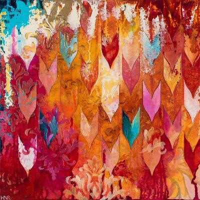 Love Falls From The Sky-Heather Noel Robinson-Art Print
