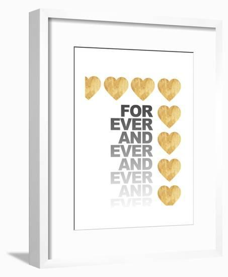 Love for Ever and Ever-Miyo Amori-Framed Premium Giclee Print