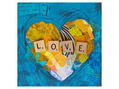 Love Heart--Art Print