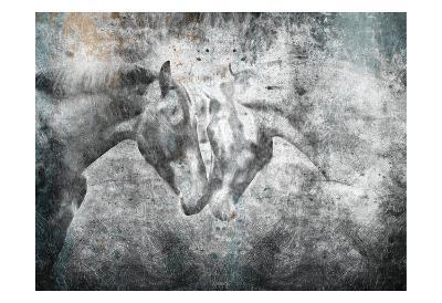 Love Horses-OnRei-Art Print