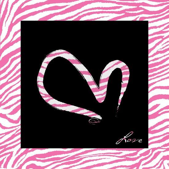 Love Hot Pink-OnRei-Art Print