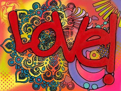 Love I-Dean Russo-Giclee Print
