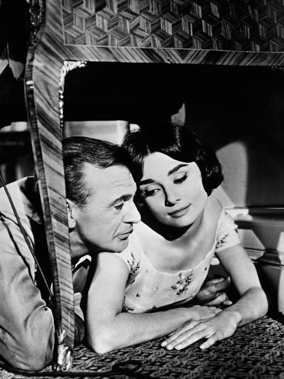 Love in the Afternoon, 1957--Photographic Print