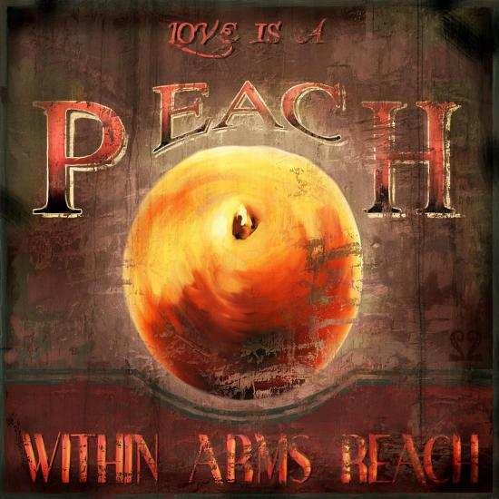 Love Is a Peach-Joel Christopher Payne-Giclee Print