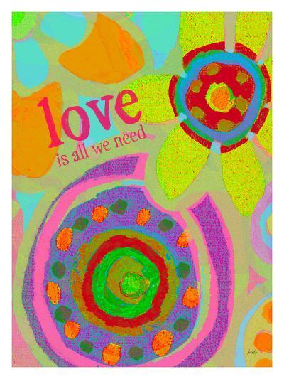 Love Is All We Need-Lisa Weedn-Giclee Print