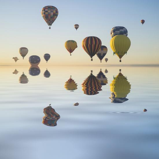 Love is in Air V-Moises Levy-Photographic Print