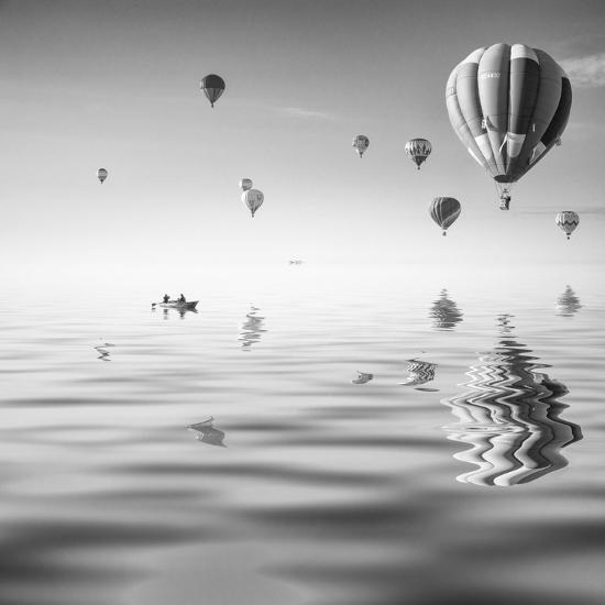 Love is in Air VII-Moises Levy-Photographic Print