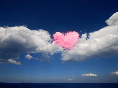 Love Is in the Air-Philippe Sainte-Laudy-Photographic Print