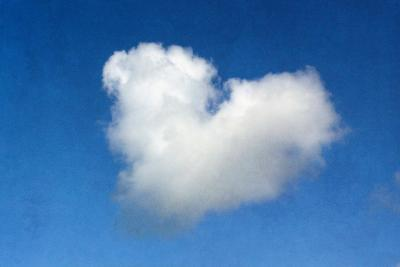 Love is in the Air-Gail Peck-Photographic Print