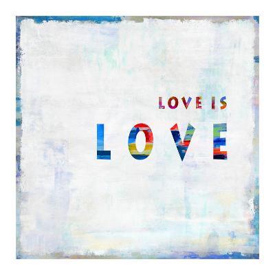 Love Is Love In Color-Jamie MacDowell-Giclee Print