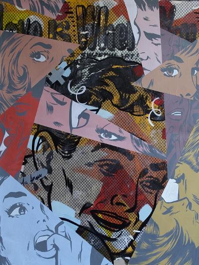 Love Is Where-Dan Monteavaro-Giclee Print