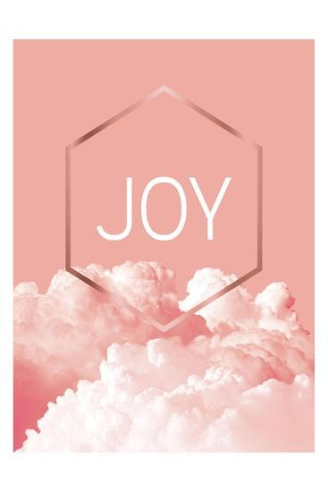 Love Joy Geo 3-Urban Epiphany-Art Print