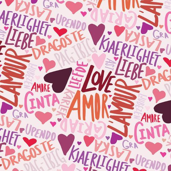 Love Languages-Leah Flores-Art Print