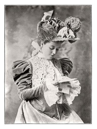Love Letter, 1901--Giclee Print