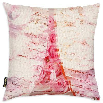 Love Letters Throw Pillow--Home Accessories