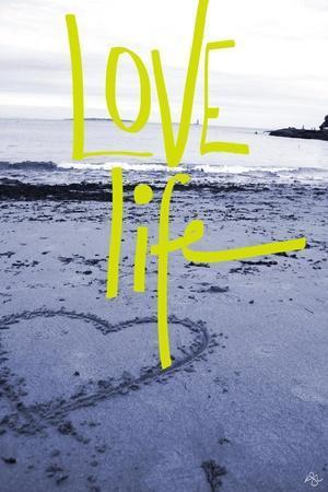Love life-Kimberly Glover-Giclee Print