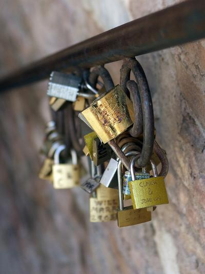 Love Locks-Toula Mavridou-Messer-Photographic Print