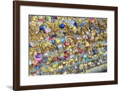 Love Locks-Cora Niele-Framed Giclee Print