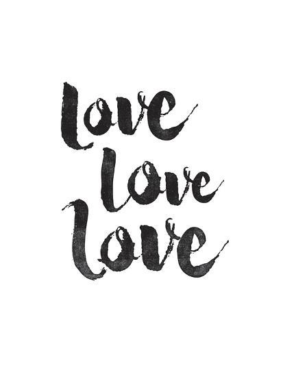 Love Love Love-Brett Wilson-Art Print