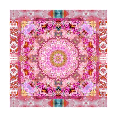 Love Mandala No 8-Alaya Gadeh-Art Print