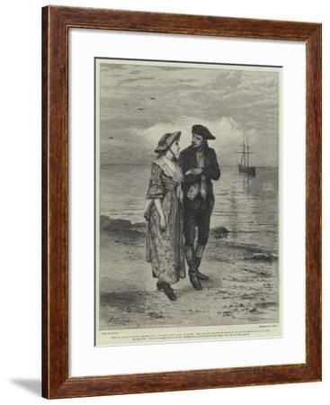 Love Me for Ever--Framed Giclee Print