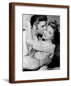 Love Me Tender, Elvis Presley, Debra Paget, 1956