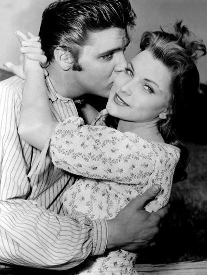 Love Me Tender, Elvis Presley, Debra Paget, 1956' Photo | Art.com