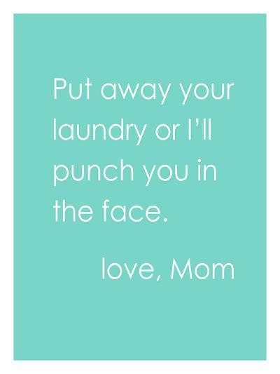 Love Mom-Cheryl Overton-Giclee Print
