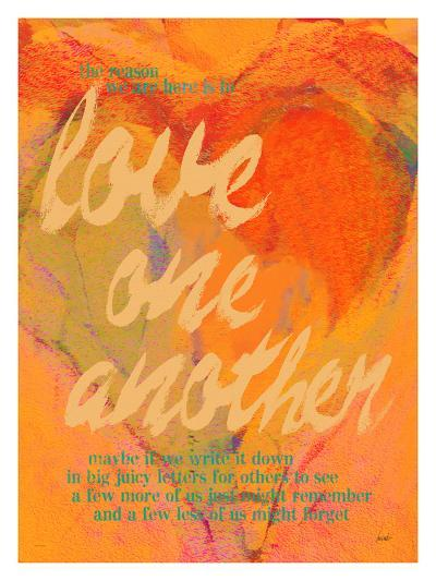 Love One Another-Lisa Weedn-Giclee Print