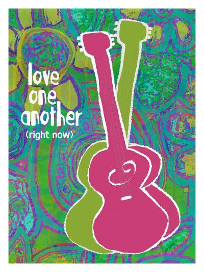 Love One Each Other-Lisa Weedn-Giclee Print