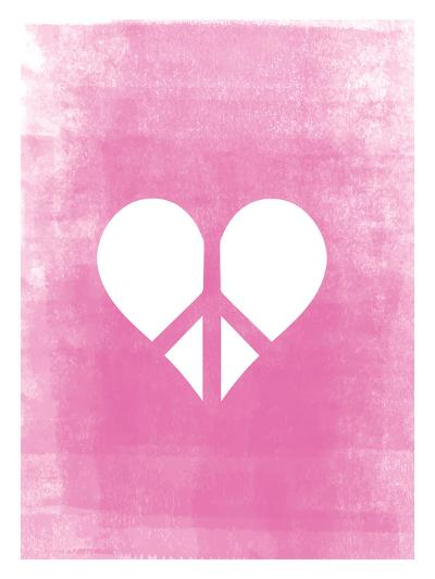 Love & Peace-Ashlee Rae-Art Print