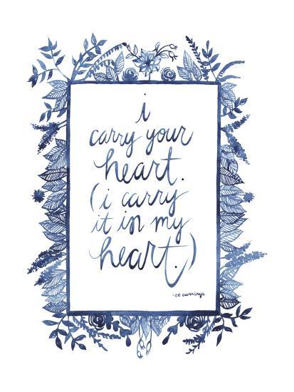 Love Quote III-Grace Popp-Art Print