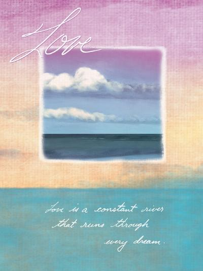 Love's Horizon--Giclee Print