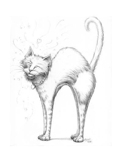 Love Scratch Pencil-Jeff Haynie-Giclee Print
