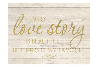Love Story-Kimberly Allen-Art Print